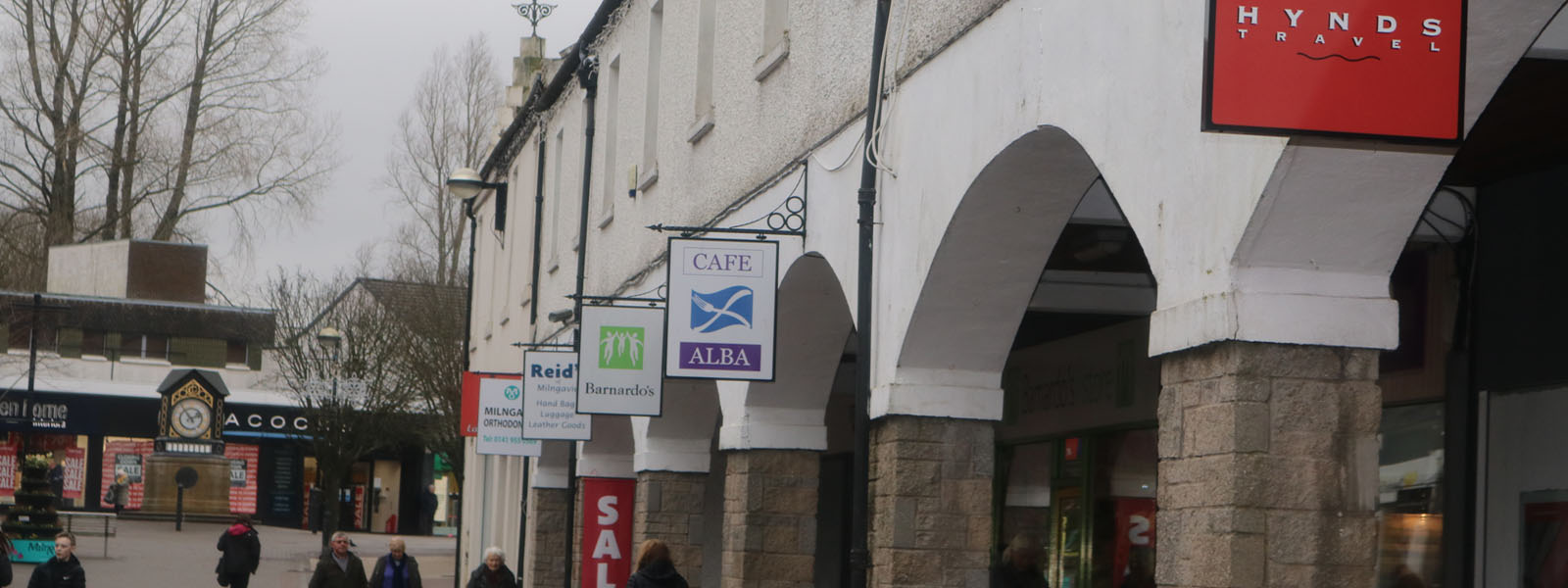 Milngavie votes Yes to Improvement District