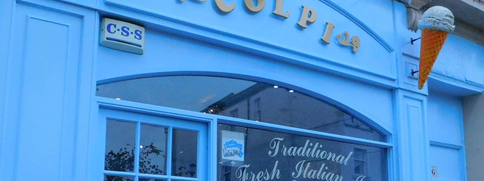 Colpi Ice Cream Milngavie