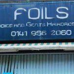 Foils Hairdressers