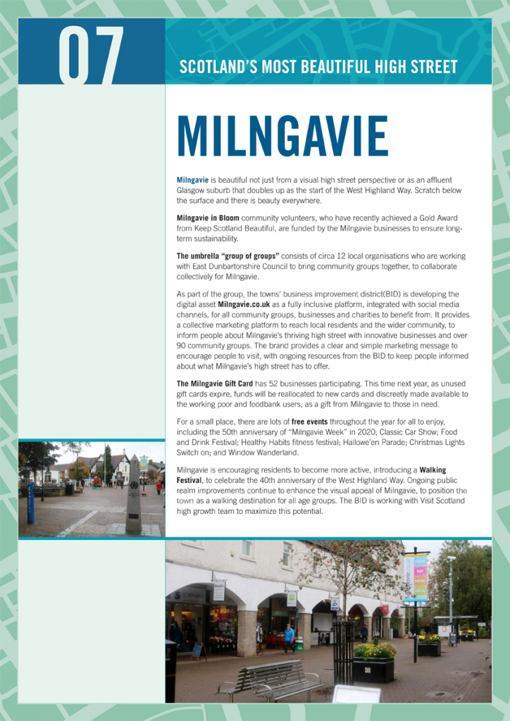 2019 Beautiful High Street Milngavie