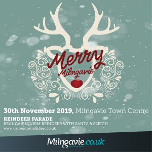 Merry Milngavie event 2019