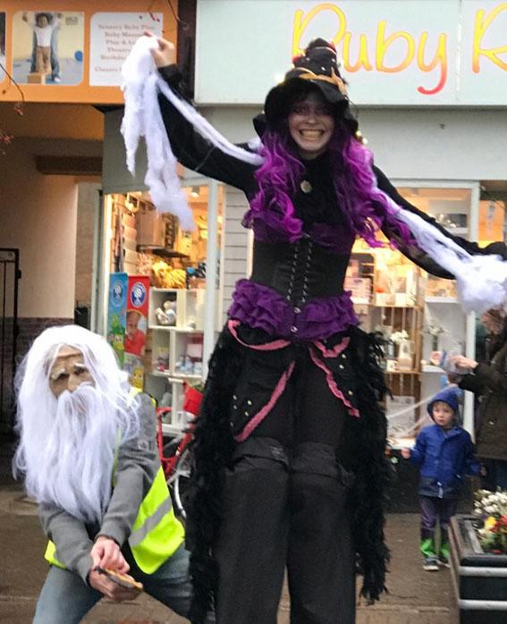 Halloween Milngavie 2019