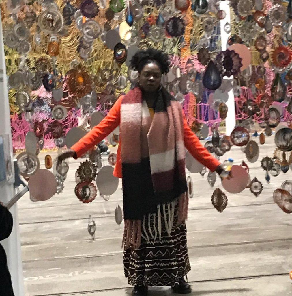 African art exhibited in Glasgow Feb 2020