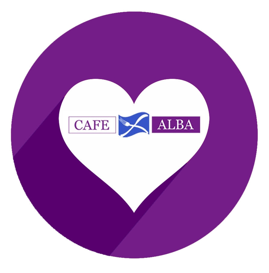 Cafe Alba logo for click and collect