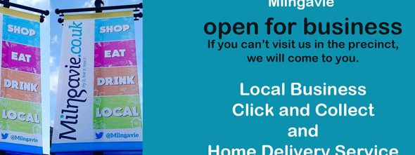 News. click and collect and Home Delivery from Milngavie