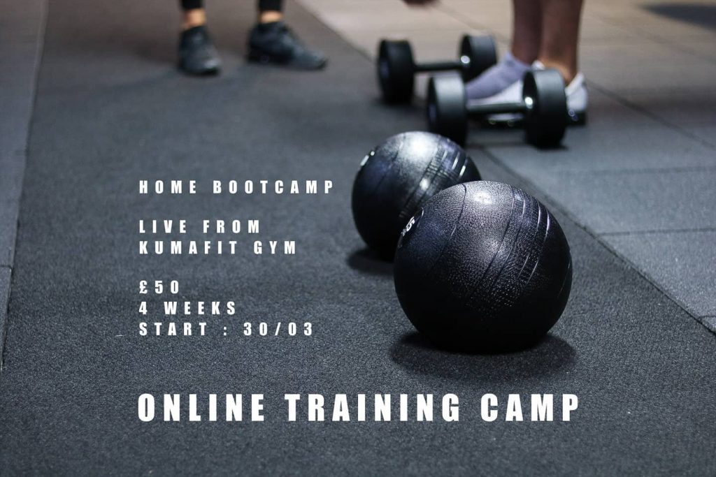 Kuma fit online workouts