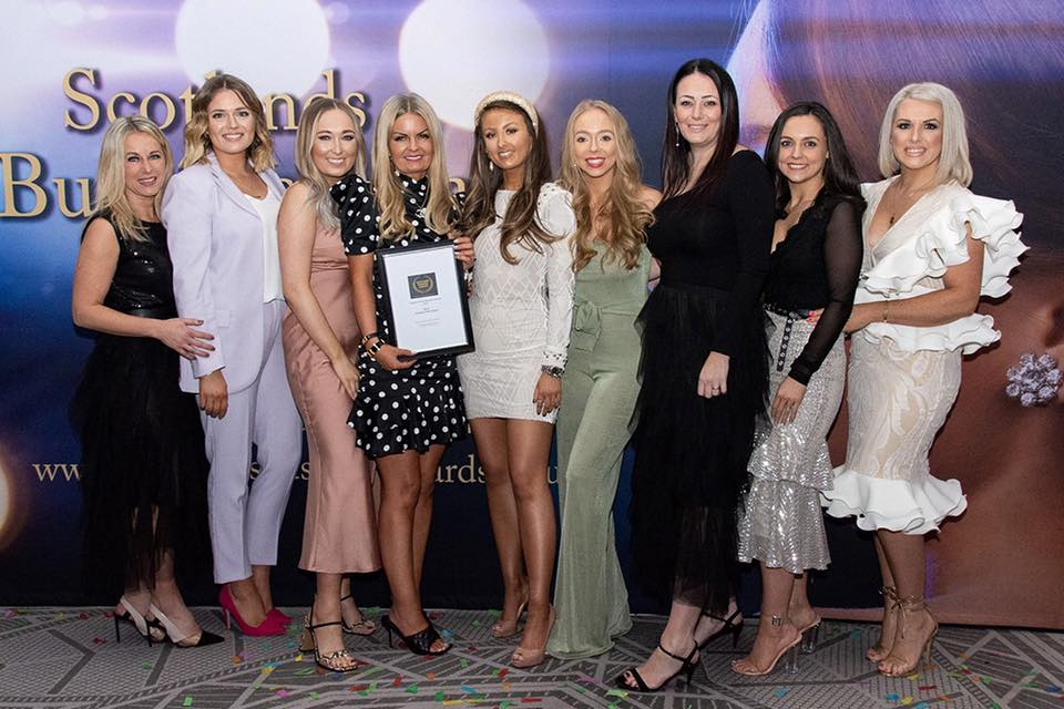 Libellula Boutique won award for Best Fashion Boutique in Glasgow