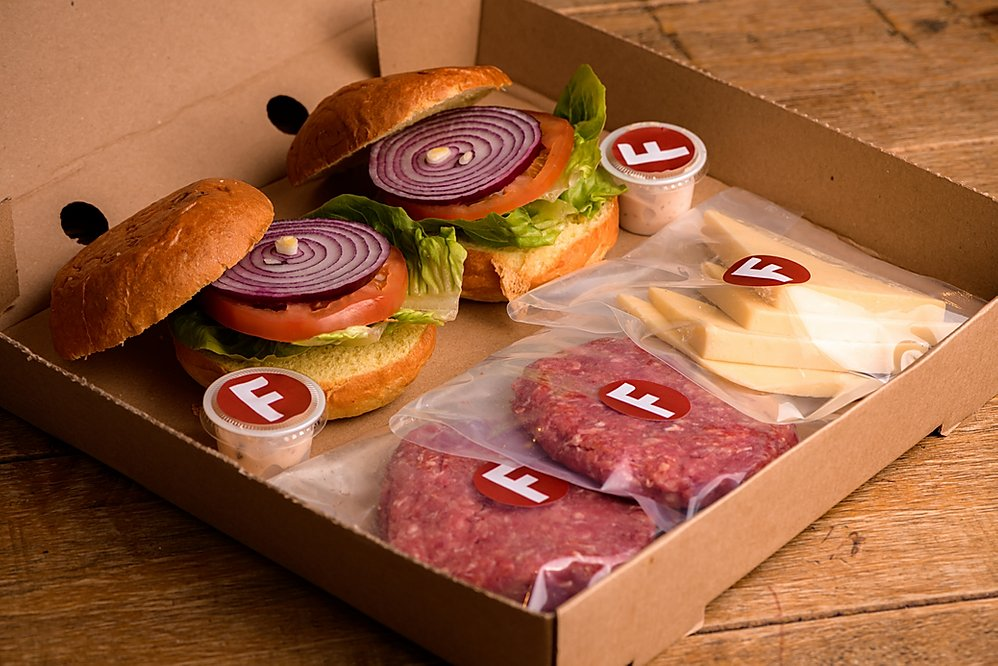 Burger Kit from Finsbay