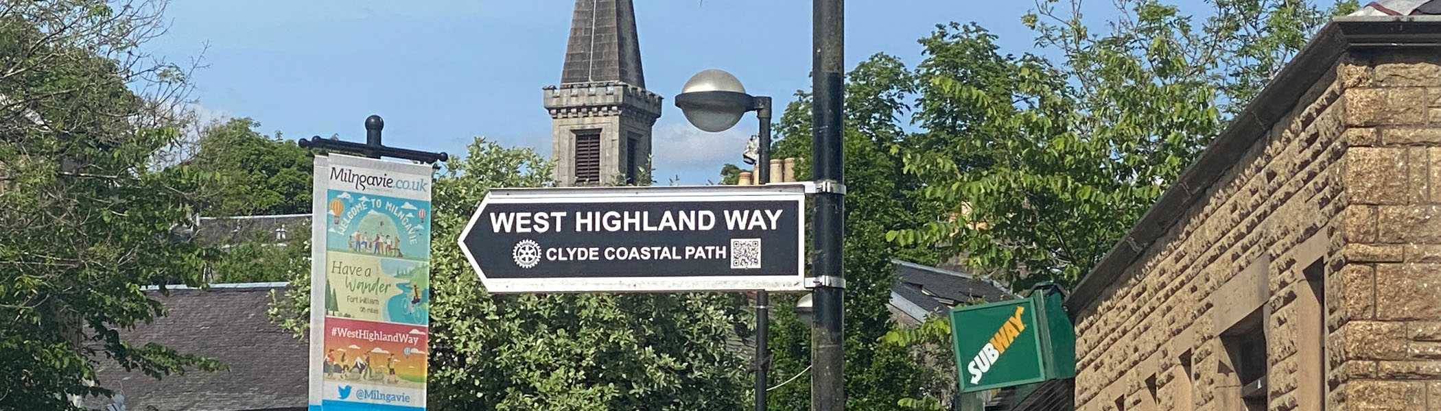 West Highland Way appeal for trail tales